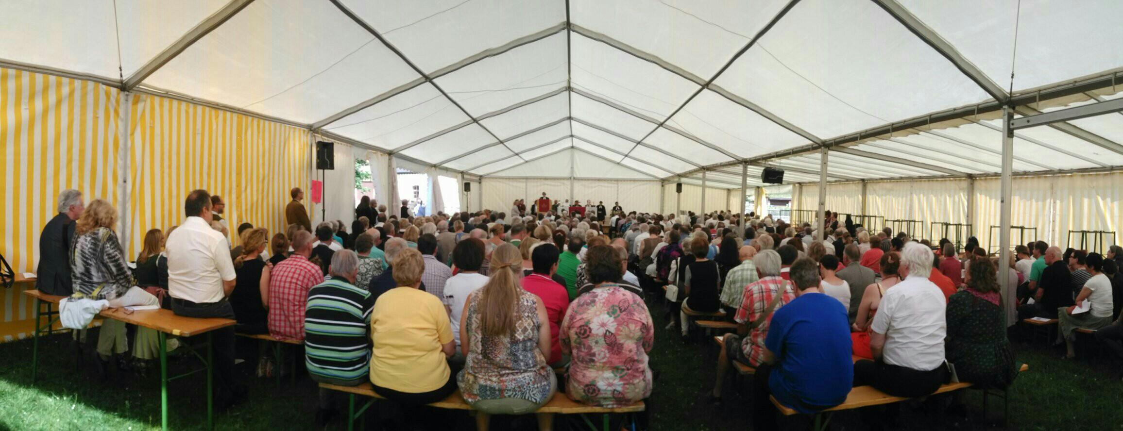 GA Fest Mitterbach Festgottesdienst