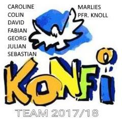 Konfi-Team Logo 2017/18