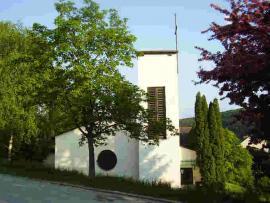 Kirchenansicht vorne
